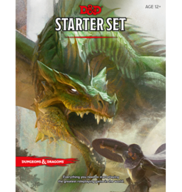 Wizards of the Coast D&D 5th: Starter Game