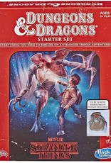 Wizards of the Coast D&D Stranger Things Box
