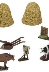 WizKids 4D Medieval Farmer