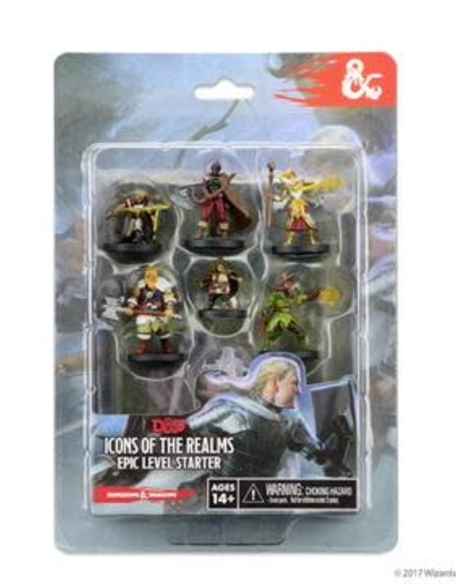 WizKids D&D Icons of the Realms: Epic Level Starter