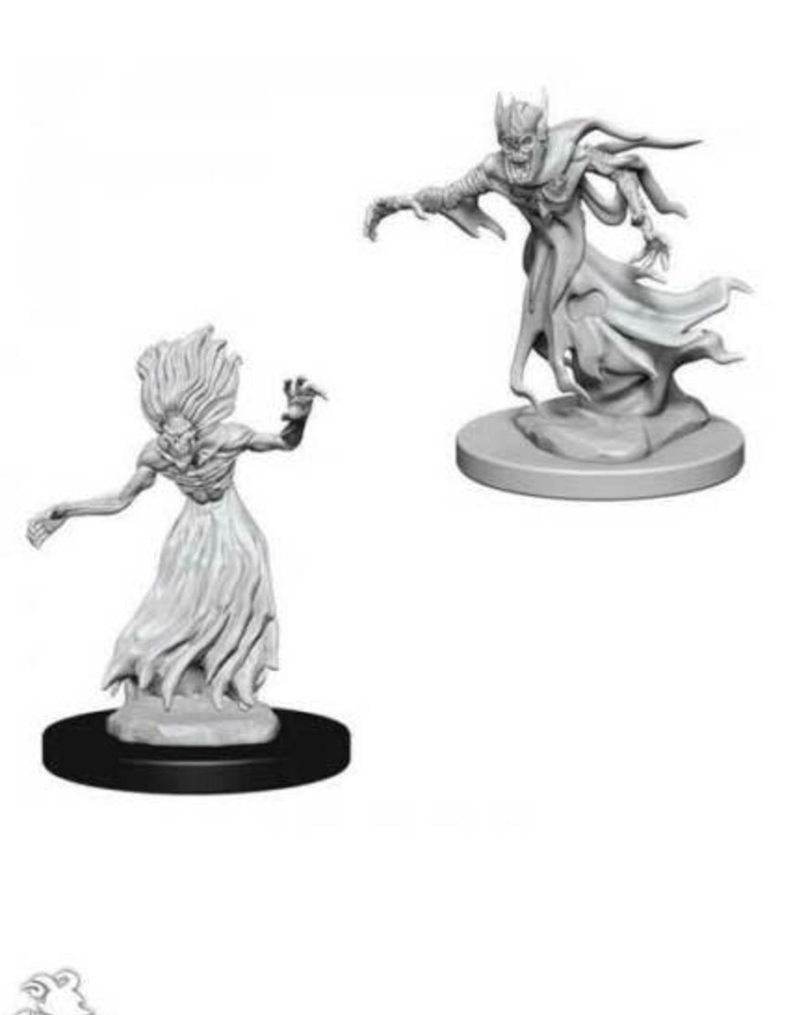 WizKids D&D Nolzur Wraith and Specter