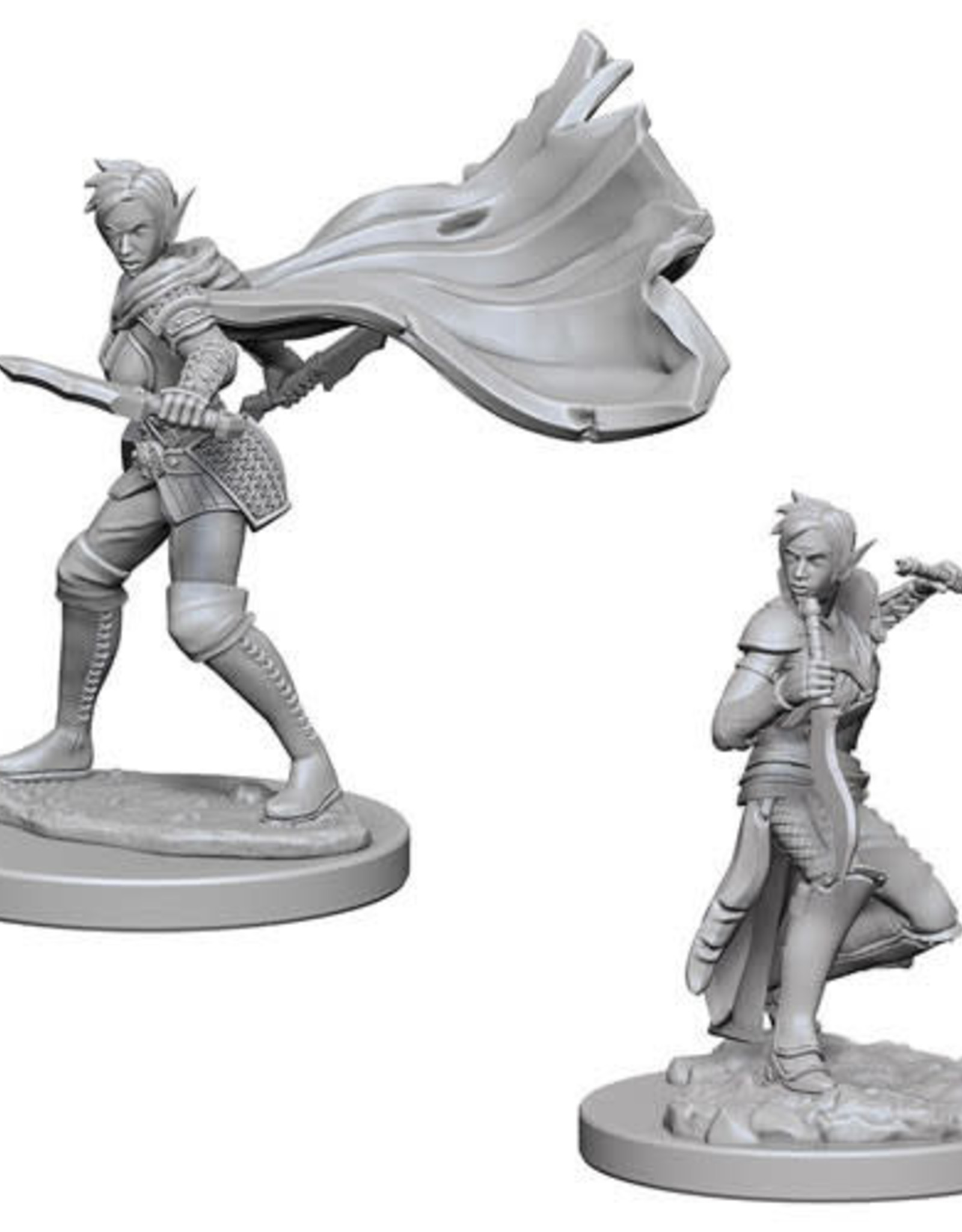 WizKids Deep Cuts Elf  Rogue Female