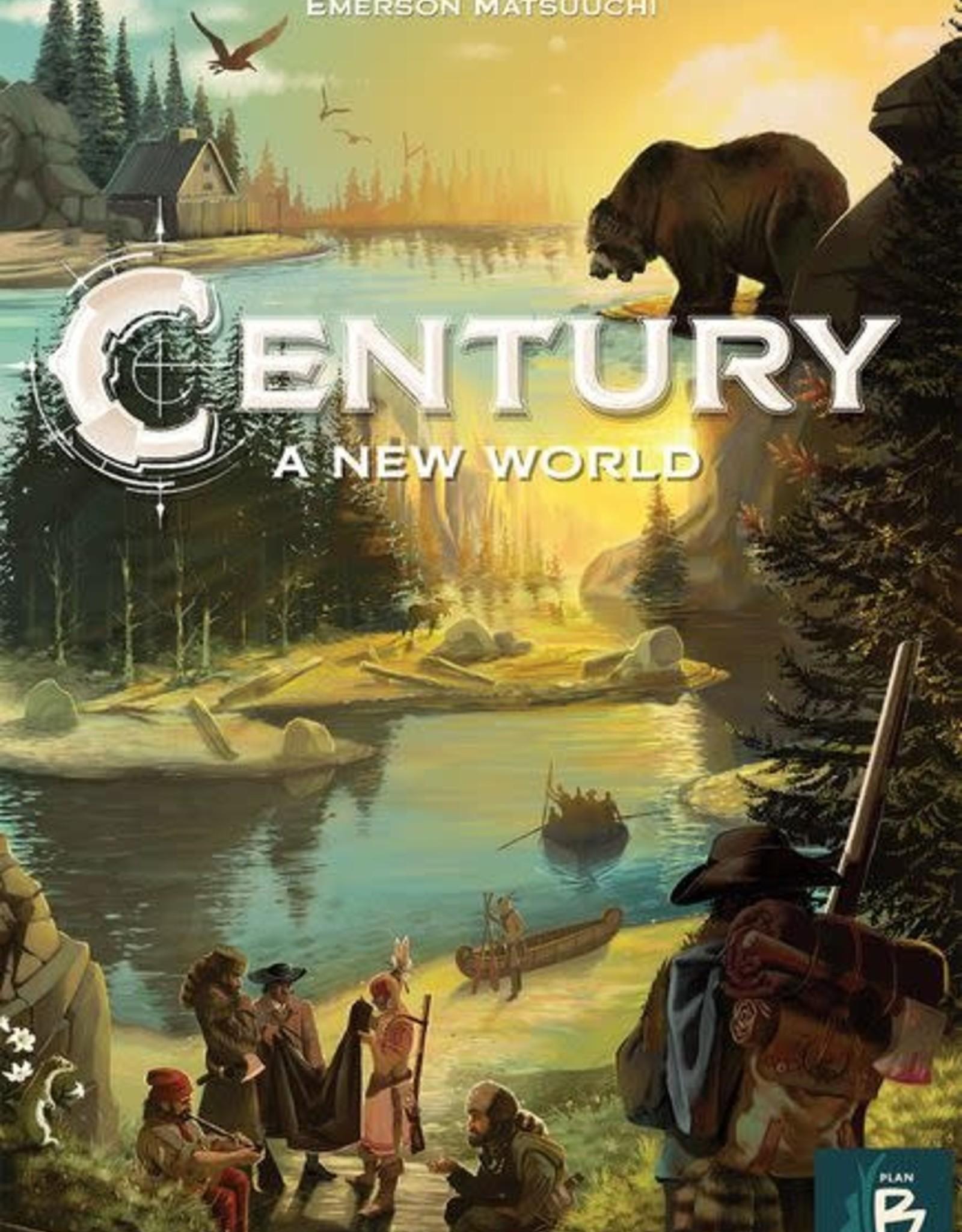 Asmodee Century: A New World