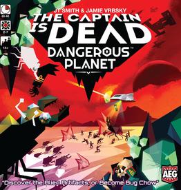 AEG Captain Dead: Dangerous Planet