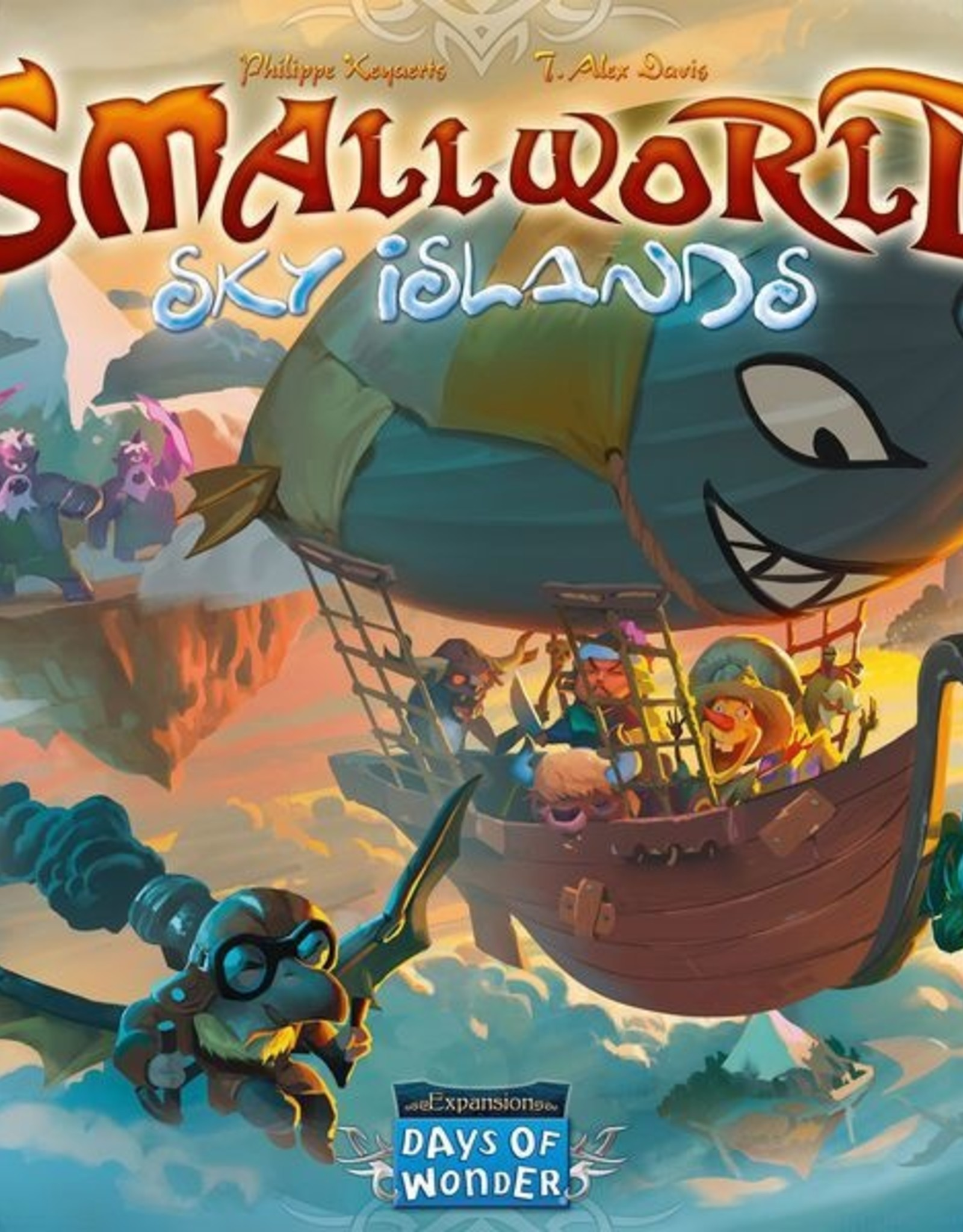 Days of Wonder Small World: Sky Islands