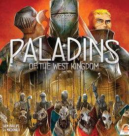 Garphill Games Paladins of the West Kingdom