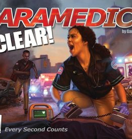Smirk & Dagger Games Paramedics Clear!