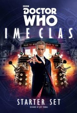 Cubicle 7 Dr Who Time Clash Starter Set