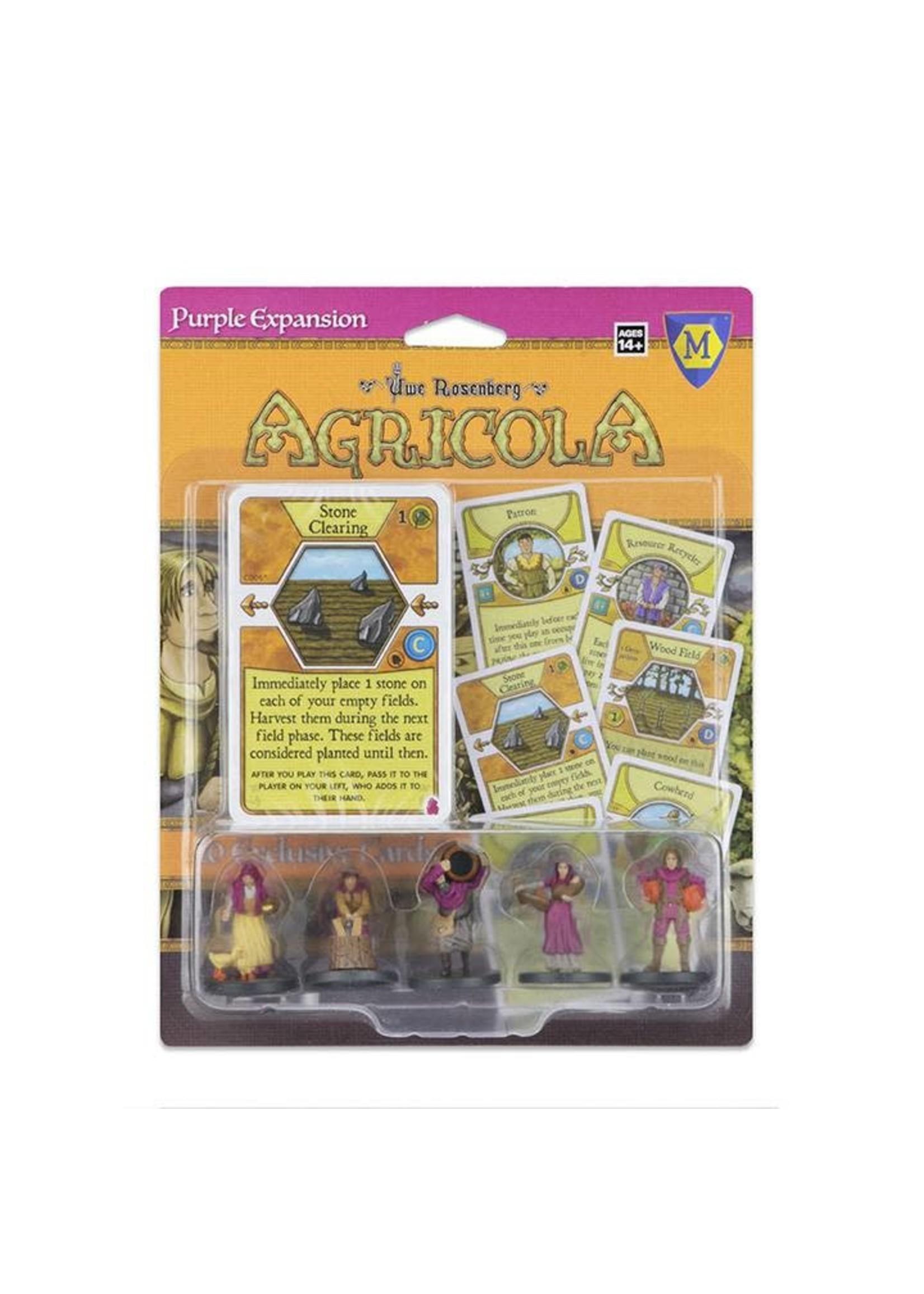 WizKids Agricola: Purple Exp.