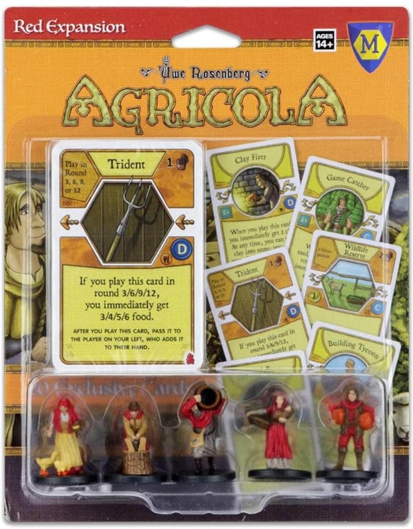 WizKids Agricola: Red Exp.