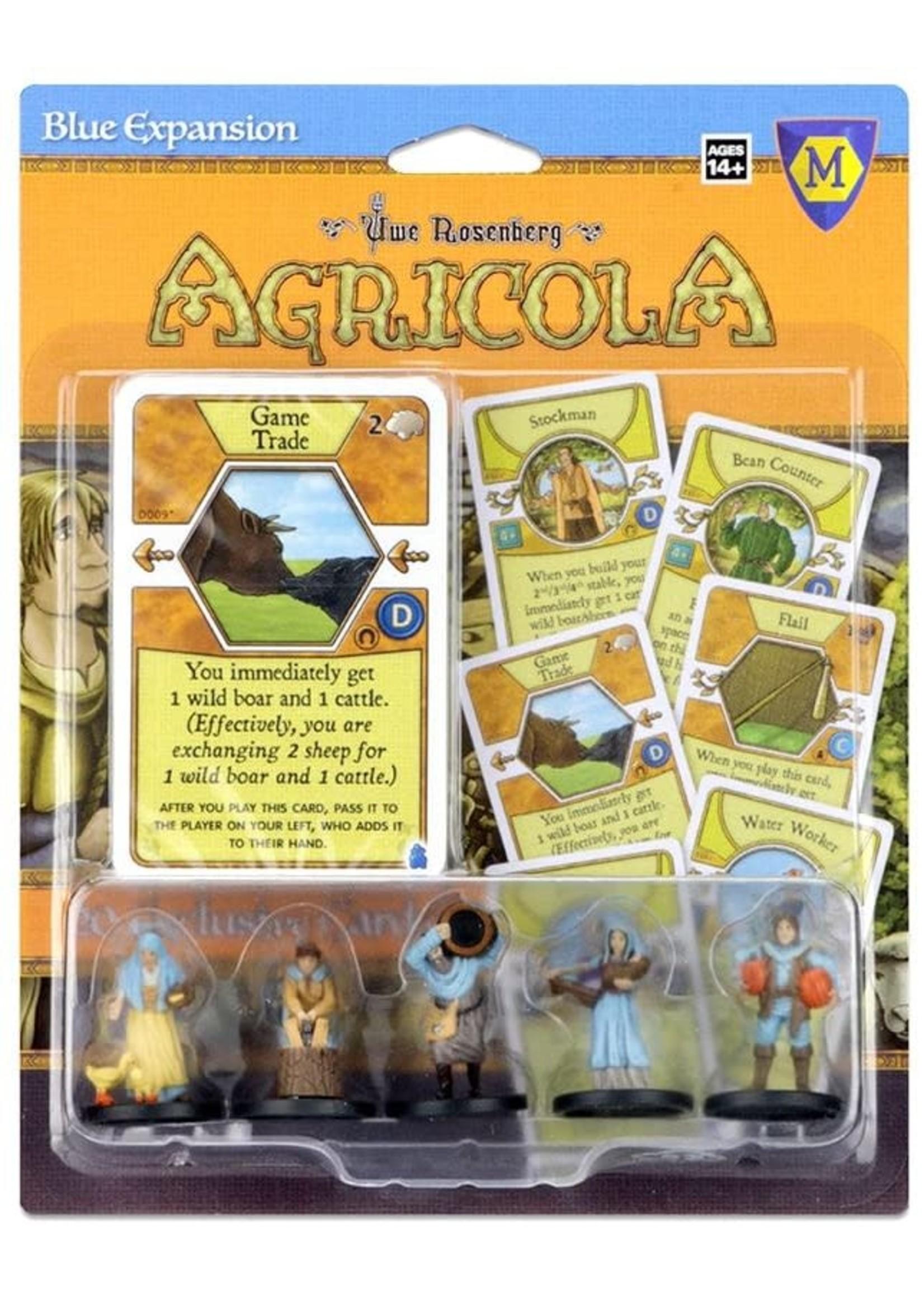 WizKids Agricola: Blue Exp.