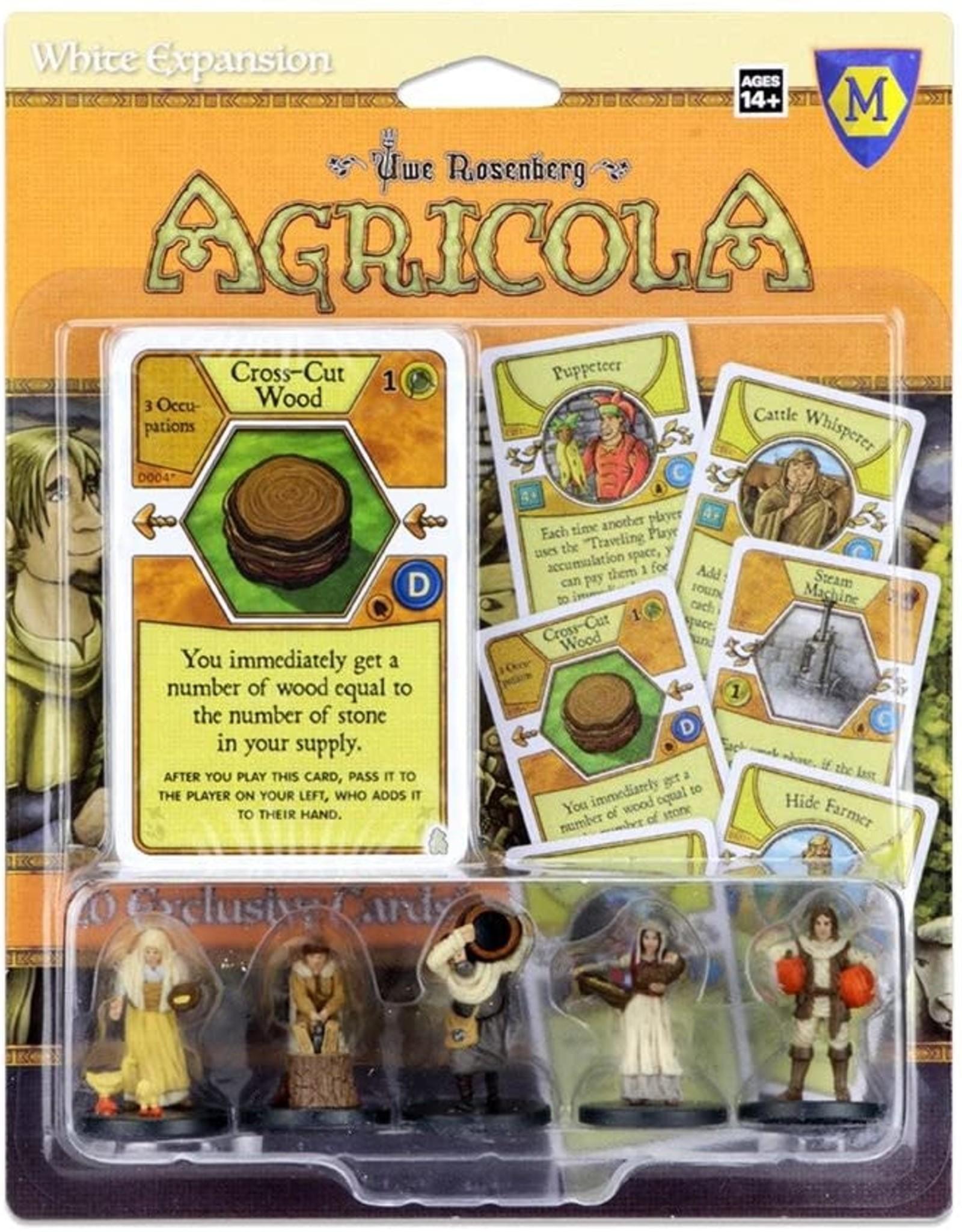WizKids Agricola: White Exp.