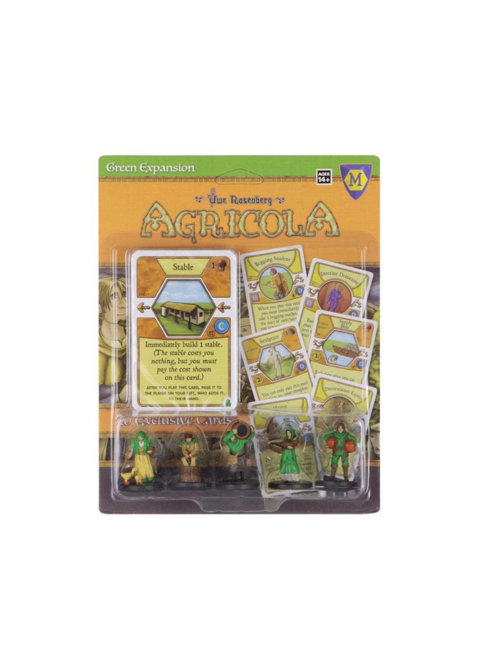 WizKids Agricola: Green Exp.