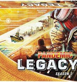 Z-Man Games Pandemic: Legacy Season 2 (Yellow Ed)
