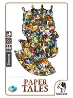 Catch Up Games Paper Tales