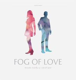 Hush Hush Projects Fog of Love MF