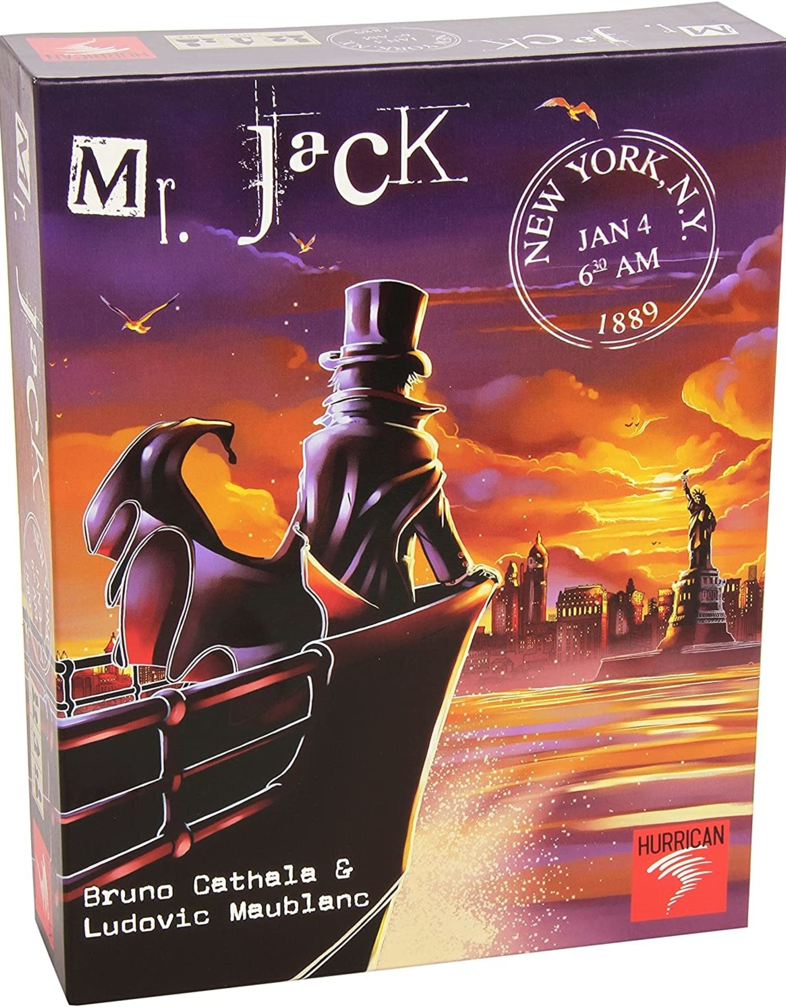 Hurrican Mr. Jack in New York