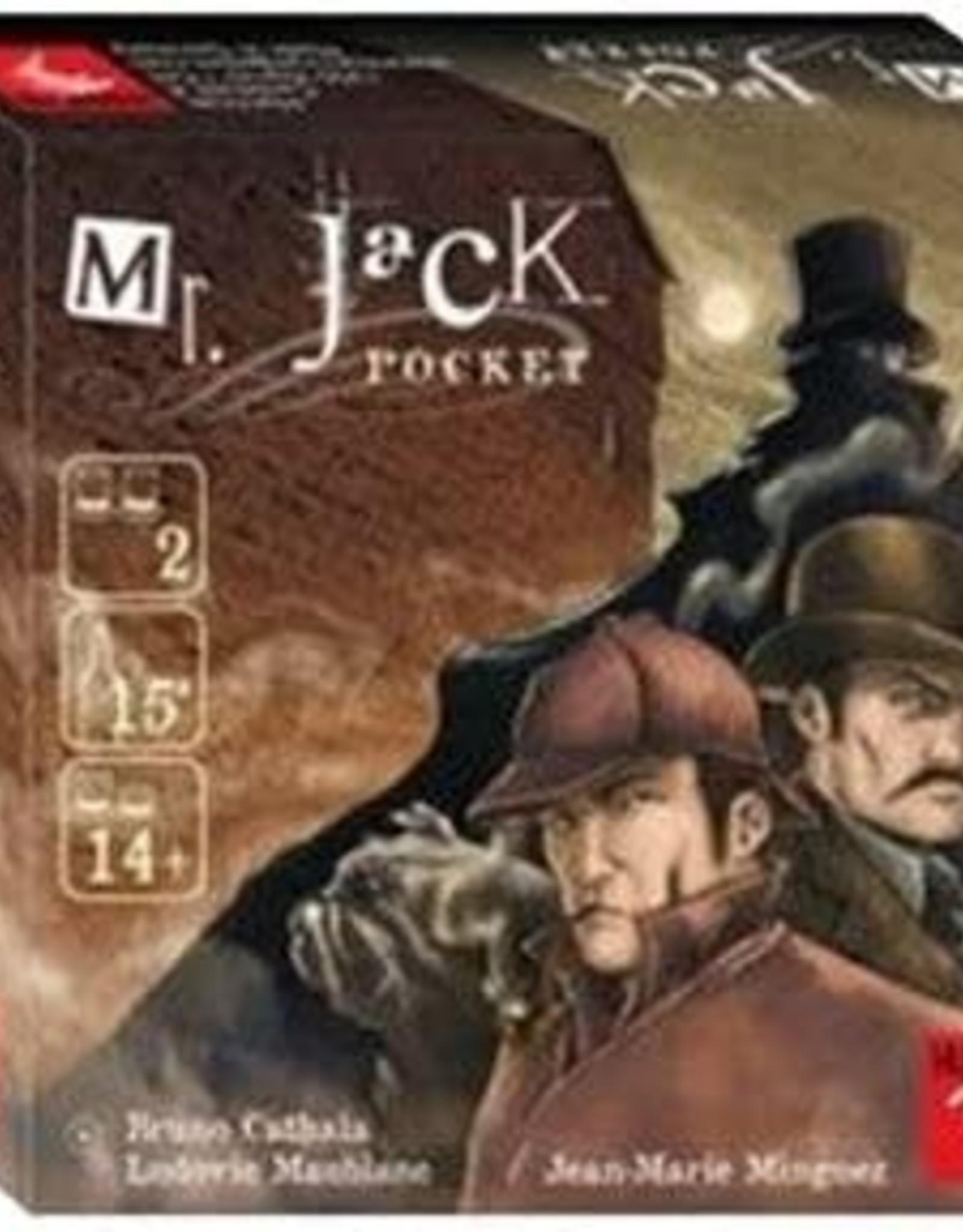 Hurrican Mr. Jack: Pocket