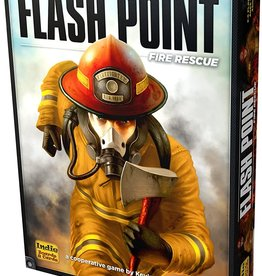 Indie Boards and Cards Flash Point - Fire Rescue