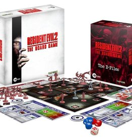 Steamforged Games Resident Evil 2 Board Game