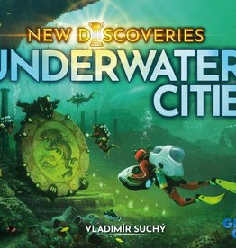 Rio Grande Games Underwater Cities: New Discover