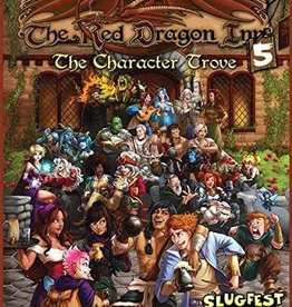 Slugfest Games Red Dragon Inn 5 Character Trove