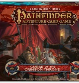 PAIZO Pathfinder Adventure Card Game: Curse of the Crimson Throne Expansion 2nd Ed.