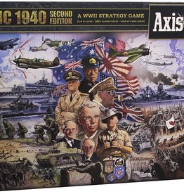 Wizards of the Coast Axis and Allies Pacific 1940 2nd Edition