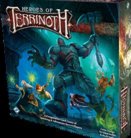 Fantasy Flight Games Heroes of Terrinoth: The Adventure Card