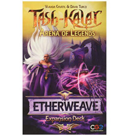 Rio Grande Games Tash-Kalar: Etherweave Exp Deck