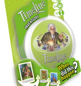 Asmodee Timeline: Inventions