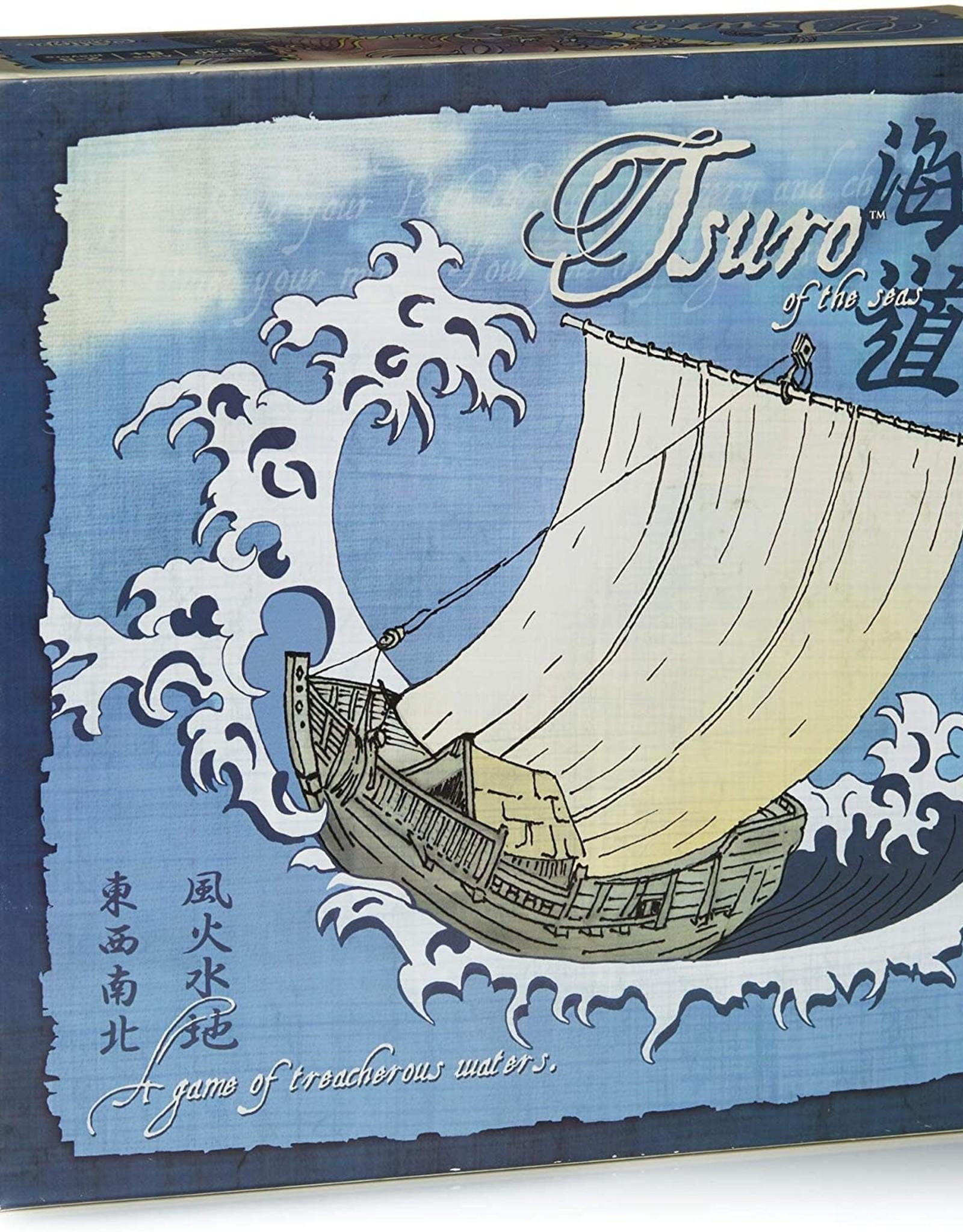 Calliope Games Tsuro of the Seas