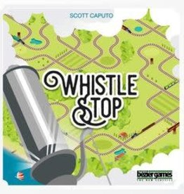 Bézier Games Whistle Stop