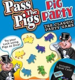 Winning Moves Games Pass the Pigs Party Edition