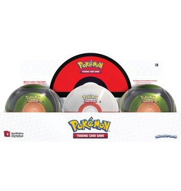 Pokemon Pokeball Tin (Wave 5) [Preorder]