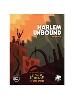 Chaosium Call of Cthulhu RPG Harlem Unbound 2nd Edition