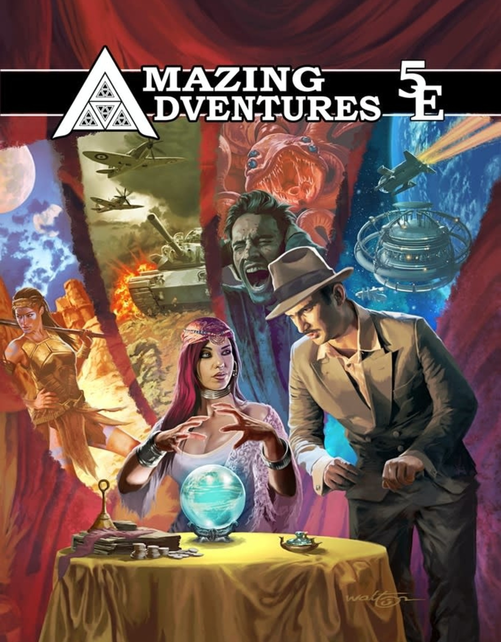 5th Edition: Amazing Adventures