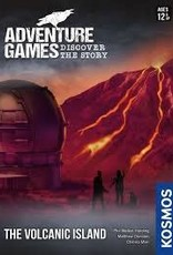 Adventure Games: The Volcanic Island [Preorder]