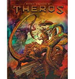 Wizards of the Coast D&D 5th: Mythic Odysseys of Theros (Alternate Cover) [Preorder]