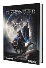Modiphius Dishonored: The Roleplaying Game Core Rulebook [Preorder]