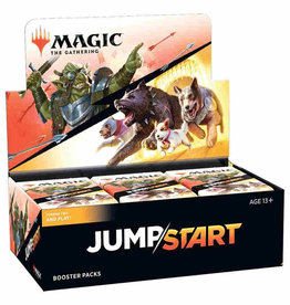 Wizards of the Coast Magic the Gathering: Jumpstart Booster Display