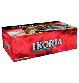 Wizards of the Coast MtG: Ikoria Draft Booster Box