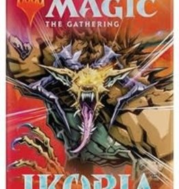 Wizards of the Coast MTG Ikoria Collector Booster Pack