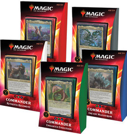 Wizards of the Coast MTG Commander 2020 Ikoria - Set of 5 Decks