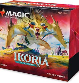 Wizards of the Coast MTG Ikoria Bundle