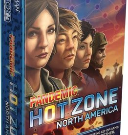 ZMan Games Pandemic Hot Zone: North America [Preorder]