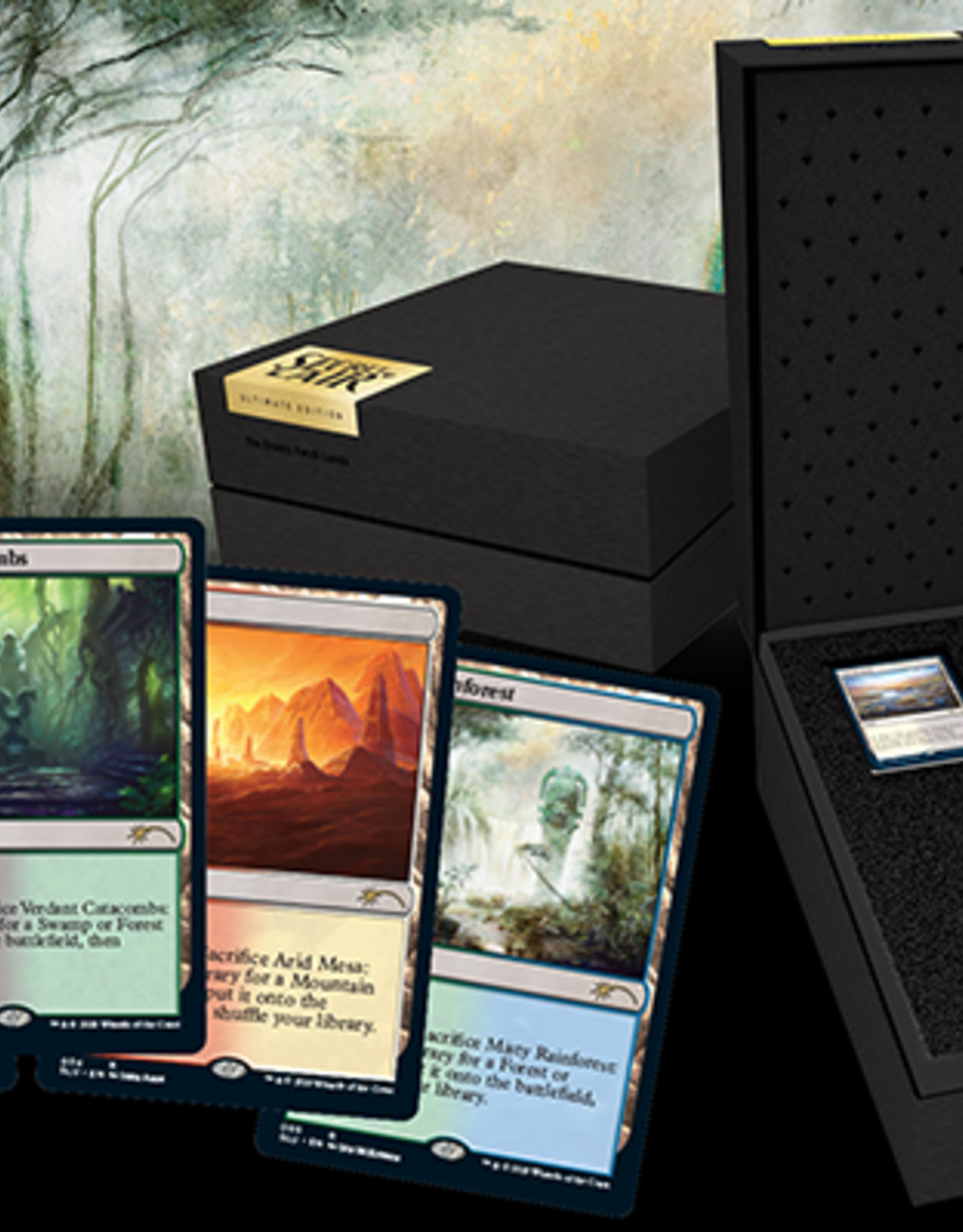 Wizards of the Coast MtG Secret Lair: Ultimate Edition