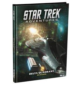 Modiphius Star Trek Adventures RPG: Delta Quadrant