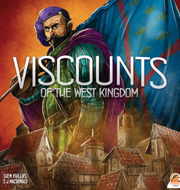 Garphill Games Viscounts of the West Kingdom [Preorder]