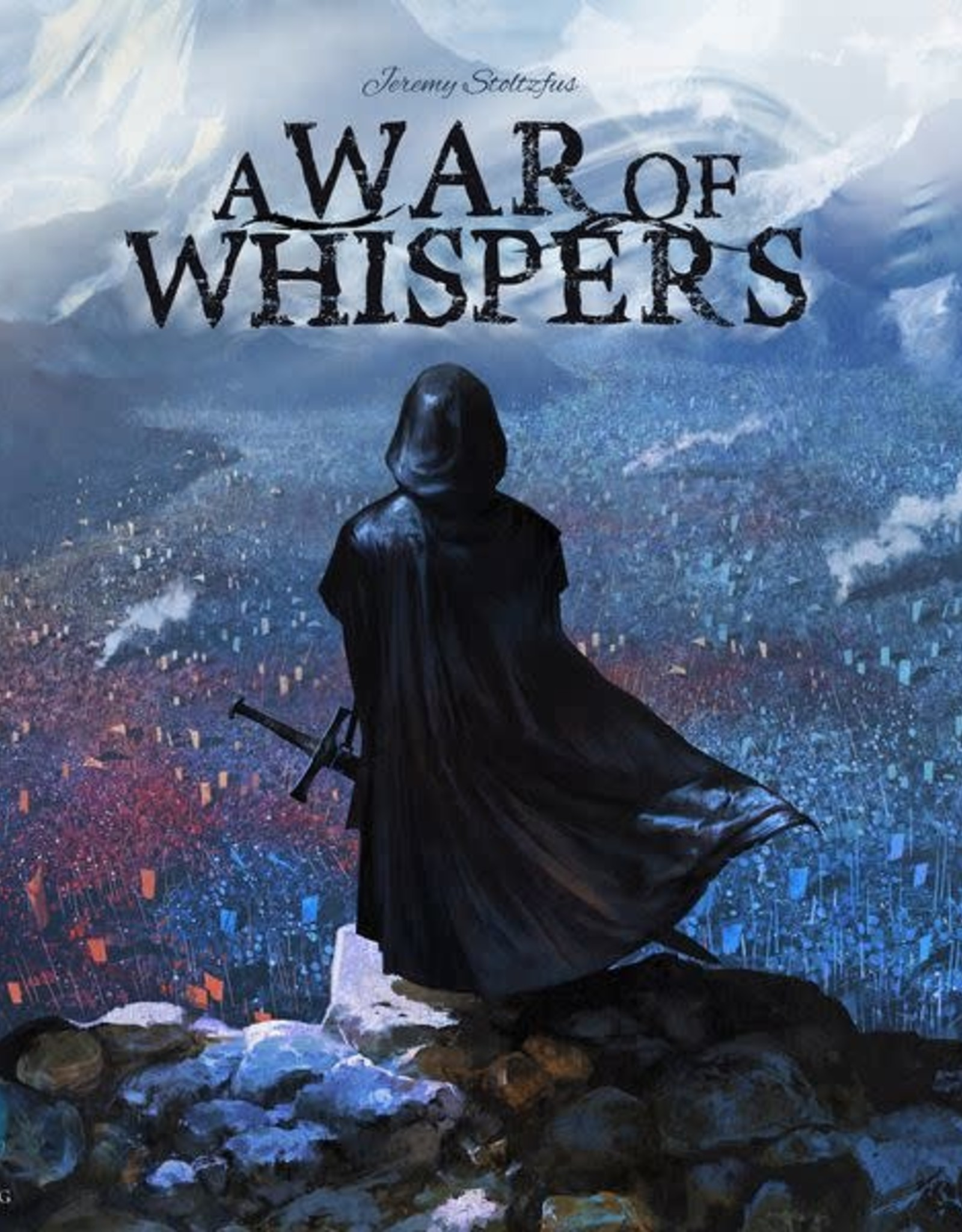 Starling Games War of Whispers 2nd ed [Preorder]
